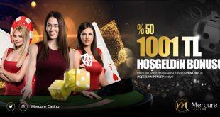Mercure Casino Bahis Sitesi